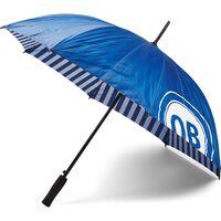 NOBRAND OB Paraply Blå
