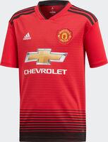Manchester United Hjemmebanetrøje 18/19 Kids