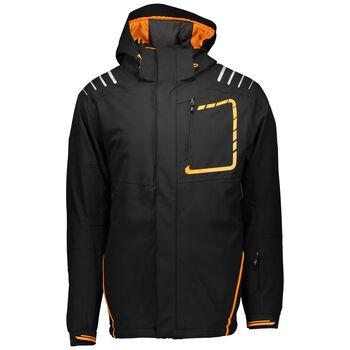 McKINLEY Sebastian Ski Jacket Herrer Sort