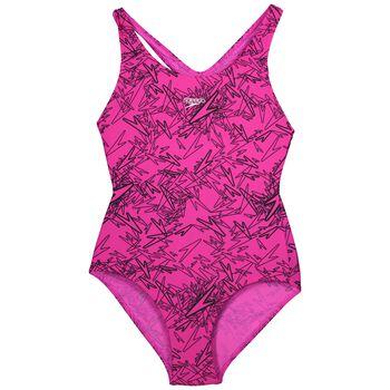 Speedo Boom Allover Splashback Pink