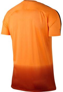Nike CR7 Dry Squad Top SS GX Herrer Orange
