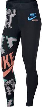 Nike Sportswear Leggings All Over Print Kvinder