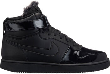 Nike Ebernon Mid Premium Damer Sort