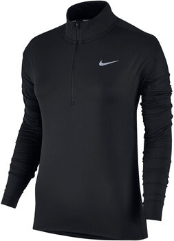 Nike Dry Top Damer Sort