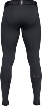 Under Armour CG Legging Herrer Sort