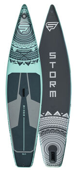 STX SUP Storm Inflatable Stand Up Paddleboard inkl. leash