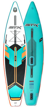 K2 STX Tourer Inflatable Stand Up Paddle turkis