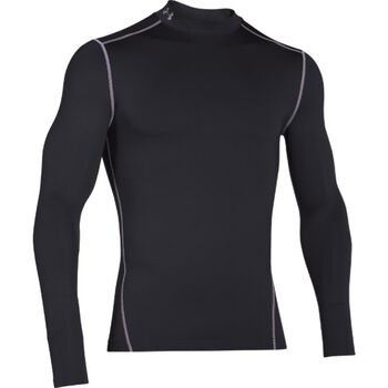 Under Armour ColdGear® Armour Compression Mock Herrer Sort