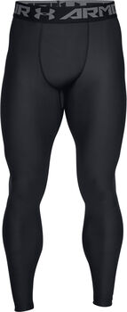 Under Armour Heatgear 2.0 Legging Herrer Sort