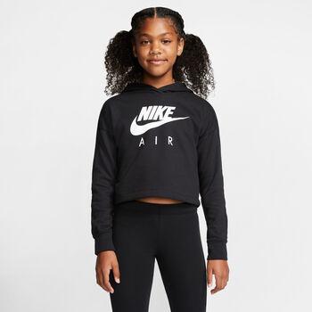 Nike Air Cropped Hættetrøje