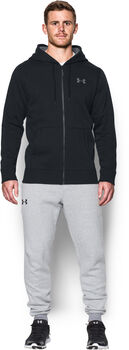Under Armour Storm Rival Cotton Full Zip Herrer