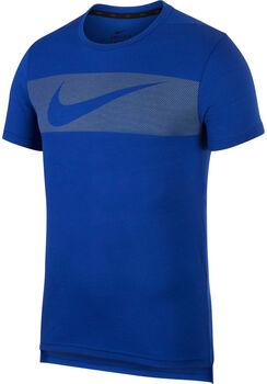 Nike Dri-Fit Breathe SS Top Herrer