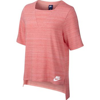 Nike Sportswear Advance 15 Top Damer Pink