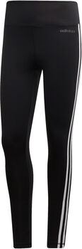 adidas Design 2 Move 3-Stripes High-Rise Long tights Damer
