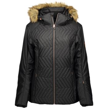 McKINLEY Shelby Ski Jacket Damer Sort
