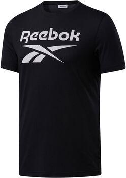 Reebok Graphic Series Stacked T-shirt Herrer