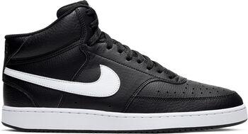 Nike Court Vision Mid Herrer Sort