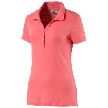 McKINLEY Kalani SSL Polo Damer Pink