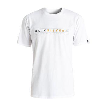 Quiksilver Always Clean T-shirt Mænd Hvid