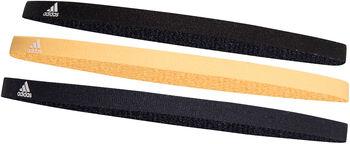 ADIDAS Hairband 3 Pack Herrer
