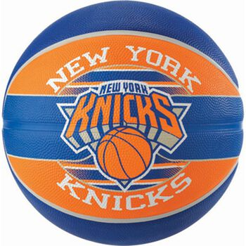 Spalding NBA Team NY Knicks - Basketball Blå