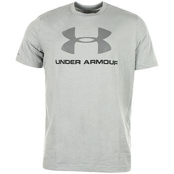 Under Armour Sportstyle Logo T-shirt Herrer