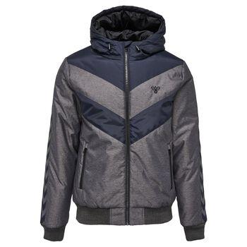 Hummel Icon Melange Jacket Aw17 Herrer Grå