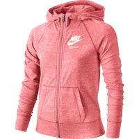 Nike Gym Vintage Fz Hoodie - Børn Pink
