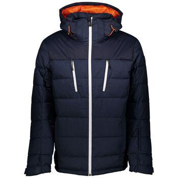 McKINLEY Jack Puff Ski Jacket Herrer Blå