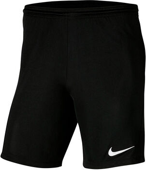 Nike Dri-FIT park III shorts Sort