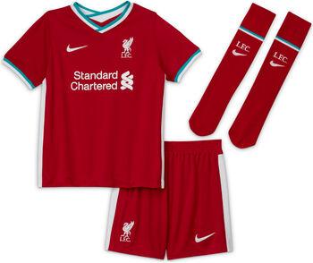 Nike Liverpool F.C Hjemmebanesæt 20/21 Børn
