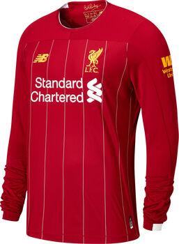 New Balance Liverpool FC 2019/20 Langærmet Hjemmebanetrøje Herrer