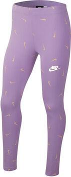 Nike Sportswear BIG KIDS - Tights. Pink