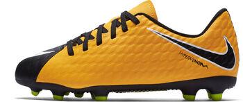 Nike Hypervenom Phade III FG Orange