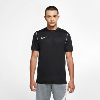 Nike Dri-Fit park 20 T-shirt Herrer Sort