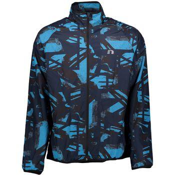 Newline Printed Thermal Jacket Herrer Sort