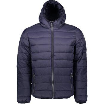CMP Jacket Fix Hood Mænd Blå