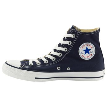 Converse All Star Canvas High Navy