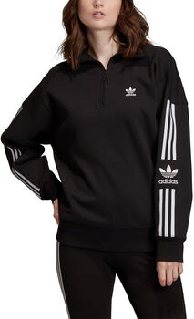 ADIDAS Half-Zip Sweatshirt Damer