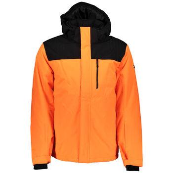 McKINLEY Hinter Stretch Skijakke Herrer Orange