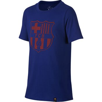 Nike FC Barcelona Tee Blå