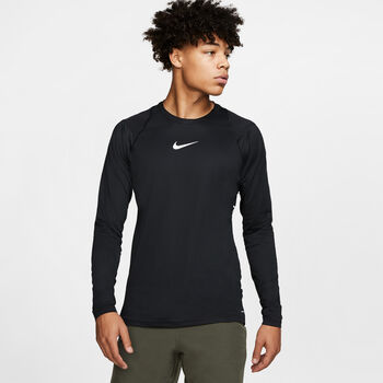 Nike Pro AeroAdapt Long-Sleeve Top Herrer