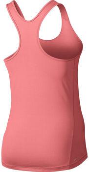 Nike Pro Cool Tank Damer Pink