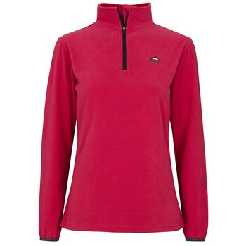 McKINLEY New Batumi Fleece Damer Pink