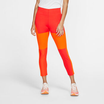 Nike Tech Pack Running Crop Damer