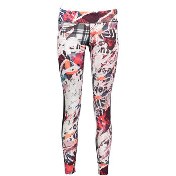 Reebok Dance Garden Rebel Tight Damer Multifarvet