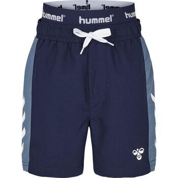Hummel Folke Shorts Blå