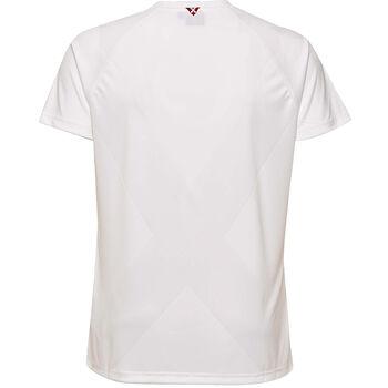 Hummel DBU Fan Christian T-Shirt S/S Herrer