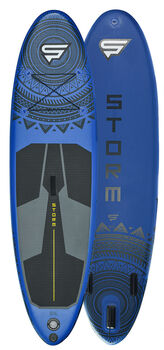 STX SUP Storm Inflatable Stand-Up-Paddleboard inkl. leash