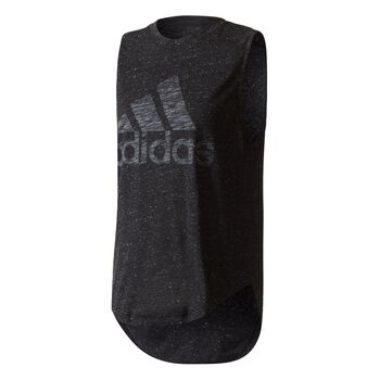 ADIDAS Winners Muscle Tee Damer Sort